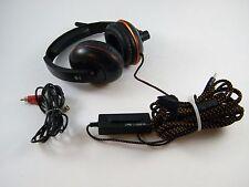 CALL OF DUTY : TURTLE BEACH ORANGE TRIM HEAD SET, BLACK OPS II