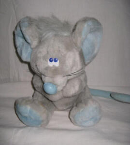"Collectible - Plush ""Blue Nose"" Mouse, Rat, Mice"