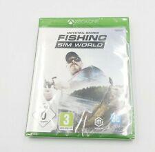 Xbox One Dovetail Games Fishing Sim World | Deutsch | 2018 | Neu & OVP