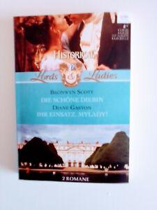 Historical Lords & Ladies 46, Scott + Diane Gaston 6/14