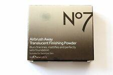 No7 Airbrush Away Translucent Finishing Powder - 10g