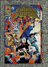 RAI AND THE FUTURE FORCE #9  1992 VALIANT COMICS  GOLD VARIANT  NM- 1/2 OFF