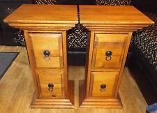 Pine Unbranded Bedside Tables & Cabinets