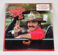 Smokey And The Bandit 2 Soundtrack(1980)MCA Records –MCA-6101 Vinyl LP Album-VG