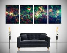 New Milky Way Space Galaxy Nebula Astronomy A3 Large Wall Art Print Poster