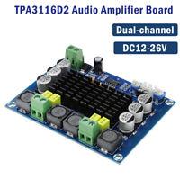 TPA3116D2 120W+120W Dual-channel Stereo Digital Audio Power Amplifier 12V-24V AU
