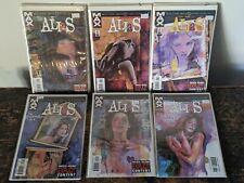 Alias Comic Full Series (Jessica Jones)