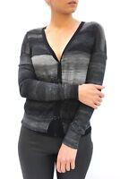 Karen Millen Black Smart Knitted Pullover Jumper Sweater Dress Cardigan 8 to 14