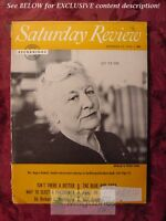 Saturday Review October 27 1956 THE MET OPERA MARIA CALLAS SVIATOSLAV RICHTER