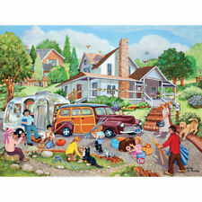 """""""Departure Day"""" 500-Piece Jigsaw Puzzle - Sealed"""