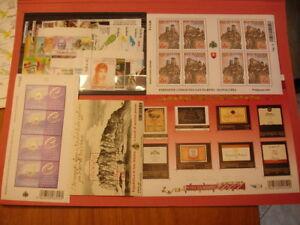 San Marino francobolli nuovi ** annata 2007 29 v. + 4 BF Foglietti PERFETTI !!!!