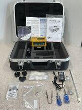 Rae Multirae Plus Pgm50 5p Multi Gas Monitor Case Accessories Good Condition