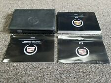 2005 Cadillac STS Sedan Owner Owner's Manual User Guide Set 3.6L 4.6L V6 V8