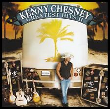 KENNY CHESNEY - GREATEST HITS II ~ 15 Track COUNTRY / POP CD Album ~ 2 *NEW*
