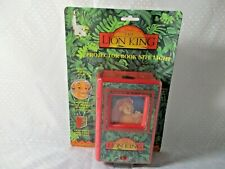 The Lion King Night Lite Projector vintage Projects on the Ceiling up to 10ft
