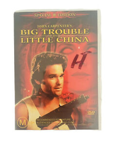 Big Trouble In Little China (DVD, 2004)