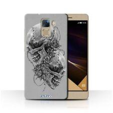 Housses et coques anti-chocs roses Huawei Honor 7 pour téléphone mobile et assistant personnel (PDA)