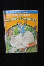 Cornerstone My ABC Storybook Teacher's Edition Pearson Education Paperback