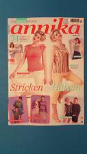 Annika Dein Strick Magazin 2/17 ungelesen 1A abs.TOP