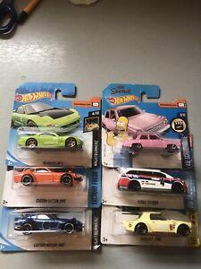 hot wheels job lot bundle