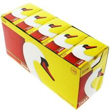 SWAN SLIM SLIMLINE FILTER TIPS 50 BOXES 5 PACKS OF 10 x 165 = 8250 Tips In Total