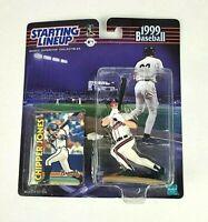 1999 MLB Starting Lineup Chipper Jones Atlanta Braves Action Figure