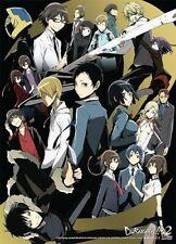 Durarara!! Group Wall Scroll Poster Anime Manga NEW
