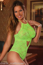 SEXY LINGERIE BIKINI BODY SUIT TEDDY CAMISOLE BEDROOM WEAR NAUGHTY COSTUME 6-12