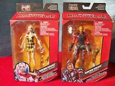 DC Multiverse Suicide Squad Harley Quinn Gold & Deadshot Killer Croc Collect