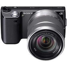 Sony NEX5 Digital Cámara negro 18-55mm Alpha Lentes Intercambiables