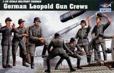 Trumpeter 1/35 German Leopold Gun Crew # 00406
