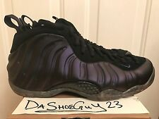 DS NIKE AIR FOAMPOSITE ONE sz 9 314996 051 EGGPLANT ROYAL GALAXY PARANORMAN