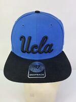 UCLA Bruins '47 Brand SnapBack Hat Cap Blue Black NEW NCAA