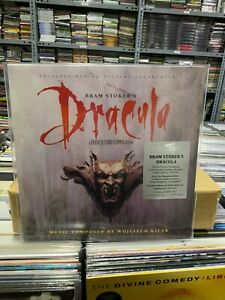 DRACULA  LP BRAM STOKER'S ORIGINAL MOTION PICTURE SOUNDTRACK RED VINYL 2020
