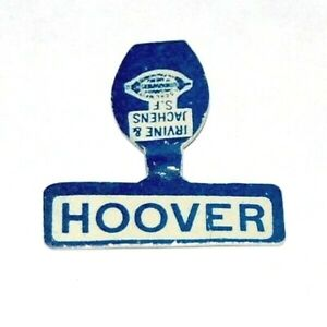 1928 HERBERT HOOVER TAB campaign pinback political button presidential election