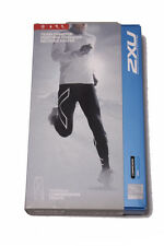 New 2XU Men Thermal Compression Tights, Sz XL, MA1940b