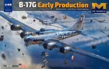 Boeing B-17G Flying Fortress Early Production 1/48 - HK Models 01F001