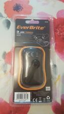 Everbrite 3 LED Wind Up Dynamo Torch TIMELY illumination by hand crank