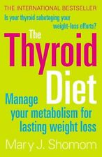 The Thyroid Diet: Manage Your Metabolism for Lasting Weight Loss,Mary J. Shomon