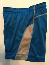 NIKE DRI FIT AUTHENTIC PERFORMANCE APPAREL, WOMENS LINED RUNNING SHORTS, SMALL