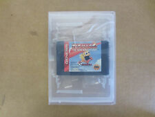 PAC MAN 2 PACMAN 2 THE NEW AVDENTURES SEGA GENESIS VIDEO GAME RARE CARTRIDGE