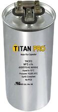 Titan TRCFD805 80/5 MFD 440/370V Dual Rated Round Run Capacitor - New