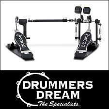 DW 2000 Series Double Bass Drum Kick Pedal -DW2002 -ON SALE! Single Post Casting