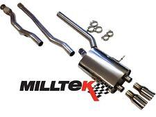 MINI COOPER S R56 TURBO 2011 > 2012  SCARICO & CENTRALE IN ACCIAIO MILLTEK