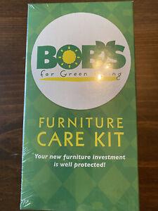 Bob's For Green Living Furniture Care Kit -Wood Polish & Fabric & Rug Cleaner
