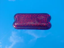 NOS LUCAS Glass Red Tail Light Lens Morgan Plus 4 1948-50
