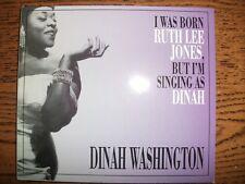 Dinah Washington-I Was Born Ruth Lee Jones But I'm Singing As Dinah-08 Get Back!