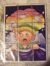 Garbage Pail Kids (GPK) Brandnew Ser. 2 (sleep Les/insomniac Zack) Cplt. Poster