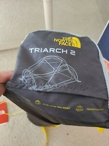 The North Face Tent Triarch 2 Lightweight Two Person 3 Season New