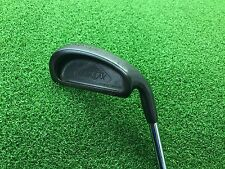 NICE Lynx Golf PARALLAX Black Finish Single 5 IRON Right RH Steel Regular Used